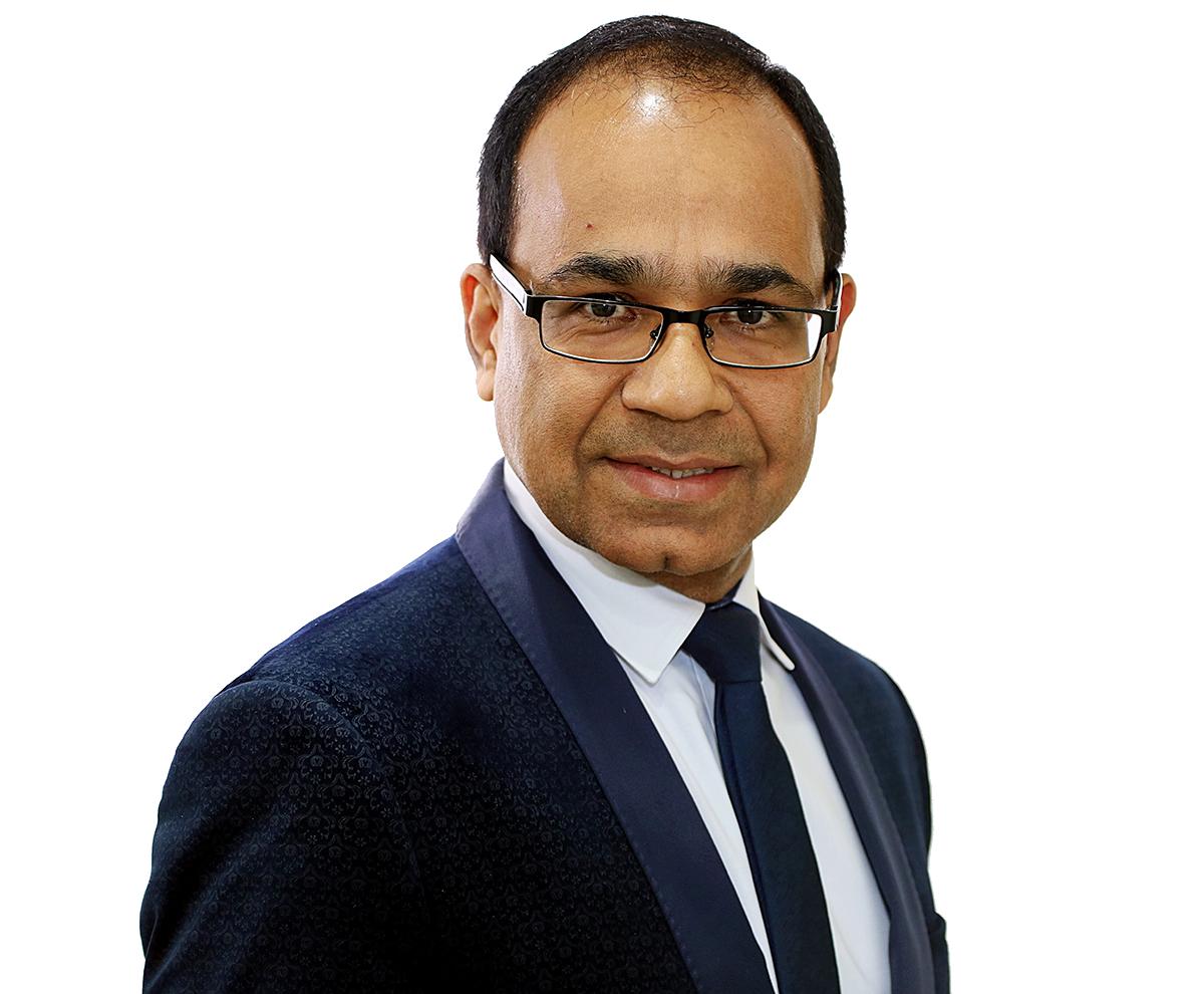 Dr. Raj Khillan